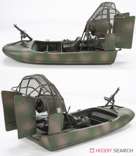 エアーキャット エアーボート (プラモデル)
