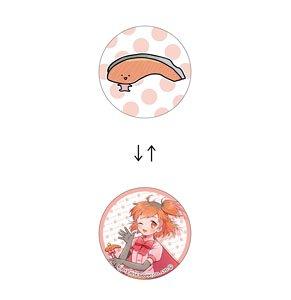 KIRIMIちゃん. チェンジング缶バッジ きりみちゃん (キャラクターグッズ)