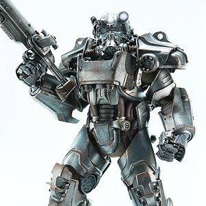 T-60 POWER ARMOR (T-60 パワーアーマー) (完成品)