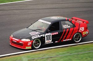Honda Civic EG9 Racing Advan #100 JTCC 1995 (Diecast Car ...