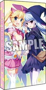 アイドル魔法少女ちるちるみちる カードファイル 「みちる&一姫」 (キャラクターグッズ)