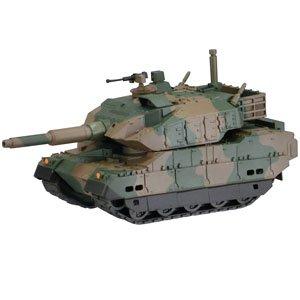 ソフビトイボックス Hi-LINE002 陸上自衛隊 10式戦車 (完成品)