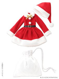 Azone POC386-WHT PNS Happy Christmas Set White