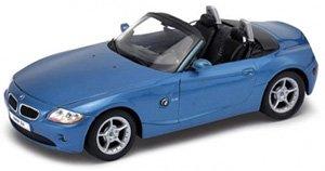 BMW Z4 コンバーチブル (ブルー) (ミニカー)