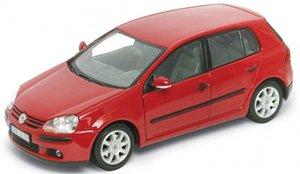 VW ゴルフ V (レッド) (ミニカー)