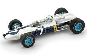 フェラーリ 158 F1 1964年メキシコGP 2位 #7 J.SURTEES レジン製ドライバーフィギュア付 (ミニカー)