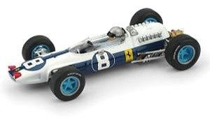 フェラーリ 512 F1 1964年メキシコGP 3位 #8 L.BANDINI レジン製ドライバーフィギュア付 (ミニカー)