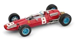 フェラーリ 512 F1 1965年イタリアGP #8 J.SURTEES レジン製ドライバーフィギュア付 (ミニカー)