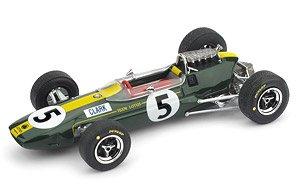 ロータス 33 1965年イギリスGP 1位 #5 J.CLARK (ミニカー)