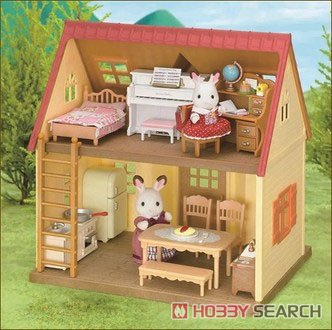 For The First Time of The Sylvanian Families Recommended Furniture Set (Sylvanian Families) Other picture1