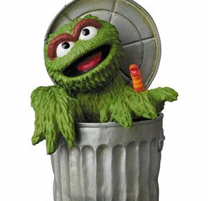 UDF OSCAR THE GROUCH (完成品)