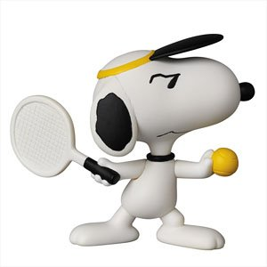 UDF TENNIS PLAYER SNOOPY (完成品)