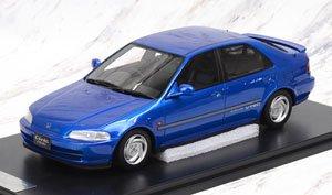 Honda Civic EG9 Blue (ミニカー)