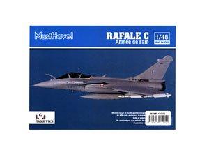 ダッソー ラファール C フランス空軍戦闘機 `スーパーキット` (プラモデル)
