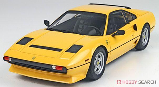 Ferrari 208 GTB Turbo 1982 (イエロー) (ミニカー)