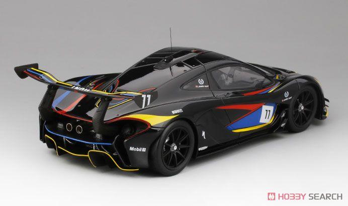 マクラーレン P1 GTR 2016 ジェームス・ハント エディション グッドウッド フェスティバル オブ スピード 2016 (ミニカー)