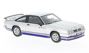 オペル マンタ B i200 1978 シルバー (ミニカー)