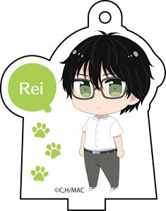 March Comes In Like A Lion Mini Acrylic Stand Rei Kiriyama Anime Toy