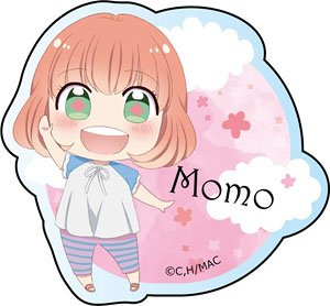 March Comes In Like A Lion Acrylic Badge Momo Kawamoto Anime Toy