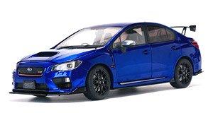 スバル WRX Sti S207 NBR チャレンジパッケージ ブルー (ミニカー)