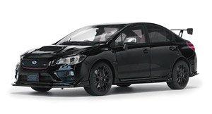 スバル WRX Sti S207 ブルーバージョン (ミニカー)