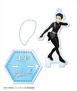 ユーリ!!! on ICE アクリルフィギュアスタンド 01 勇利 (キャラクターグッズ)