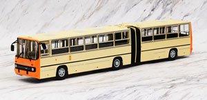Ikarus 280 ベルリン 交通局バス(オレンジ/ホワイト) (ミニカー)