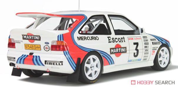 フォード エスコート RS コスワース グループA Rally 1000 Miglia 1995 (ブルー/レッド/ホワイト) (ミニカー)