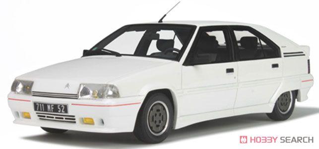 シトロエン BX 16S (ホワイト) (ミニカー)