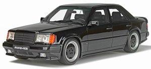 メルセデス ベンツ W124 300E 5.6 AMG(ブラック) (ミニカー)