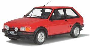 フォード フィエスタ Mk2 XR2(サンバーストレッド) (ミニカー)