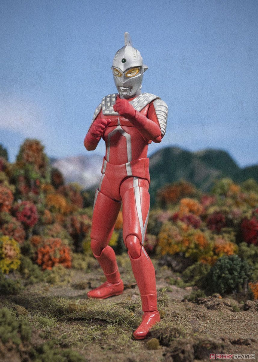 S.H.Figuarts Ultra Seven (Completed) Other picture1