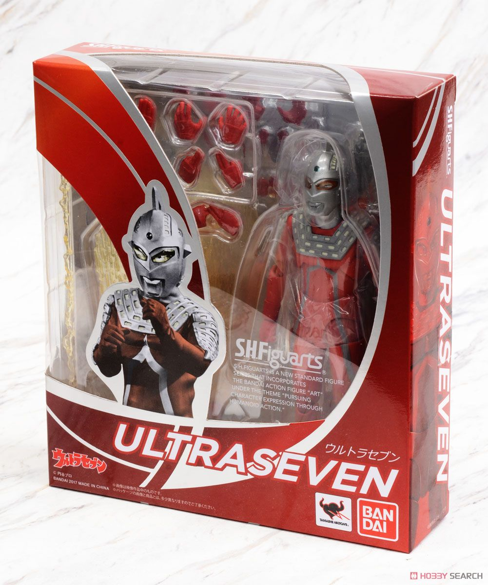 S.H.Figuarts Ultra Seven (Completed) Package1