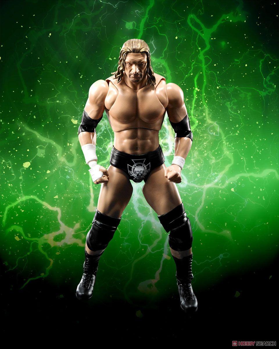 ※本日16時予約開始 S.H.フィギュアーツ Triple H (フィギュア)