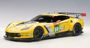 シボレー コルベット C7R GTLM 2015 #64 (ル・マン24時間レース優勝) (ミニカー)