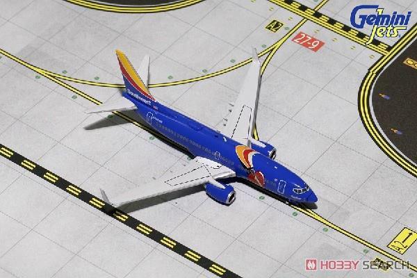 サウスウエスト航空 New Triple Crown One N409WN 737-700(W) (完成品)