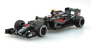 McLaren Honda MP4-31 2016 No.22 JensonButton (ミニカー)