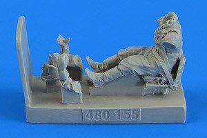 ソ連空軍 女性Po-2銃手w/ シート (ICM用) (プラモデル)
