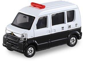 No.113 スズキ エブリィ パトロールカー (トミカ)