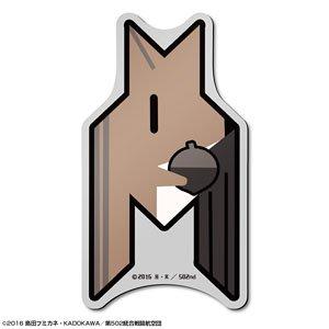 「ブレイブウィッチーズ」 マグネットシート デザイン01 (雁淵ひかり/パーソナルマーク) (キャラクターグッズ)