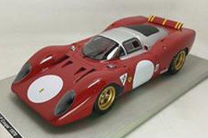 フェラーリ 312 P クーペ モンツア テスト 1970 (ミニカー)