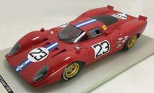 フェラーリ 312 P デイトナ #23 1970 Piper/Adamowicz (ミニカー)