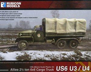 スチュードベイカー US6 U3/U4 (プラモデル)