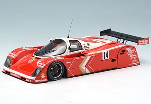 Porsche 962 GTi RLR 24h Le Mans 1989 `CABIN` No.14 (ミニカー)