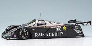 Porsche 962 Gti RLR 24h Le Mans 1989 `RAIKA GROUP` No.15 (ミニカー)
