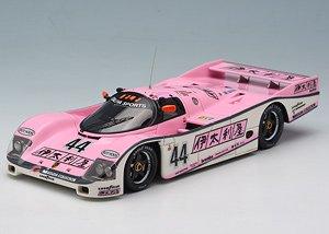 ポルシェ 962C `伊太利屋スポーツ` ルマン 24h 1990 No.44 11th (ミニカー)