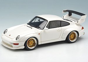 Porsche 911(993) GT2 Option Equipment 1996 ホワイト (ミニカー)