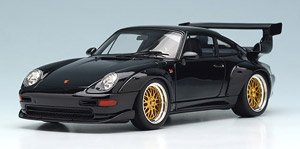 Porsche 911(993) GT2 Option Equipment 1996 ブラック (ミニカー)