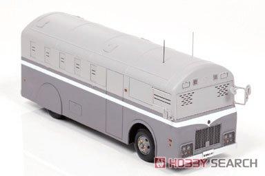 1987 警察本部 警備部機動隊警備車兼輸送車両 (ミニカー)