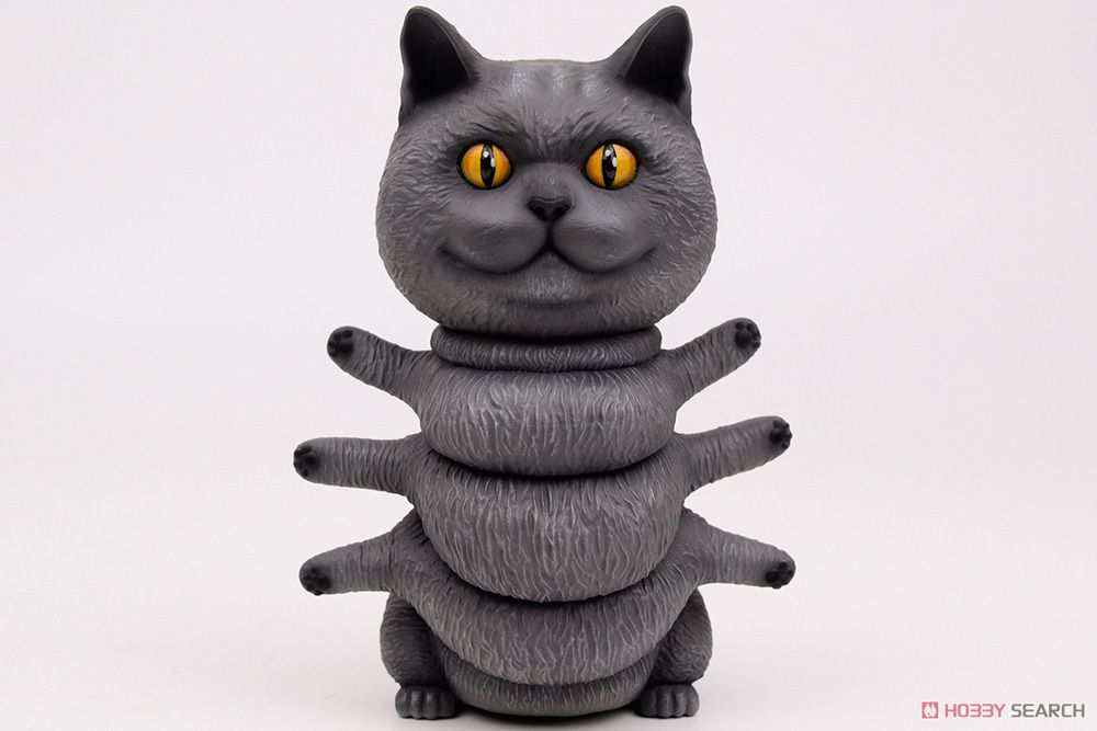 KITTYPILLAR THE CHARTREUX (完成品)
